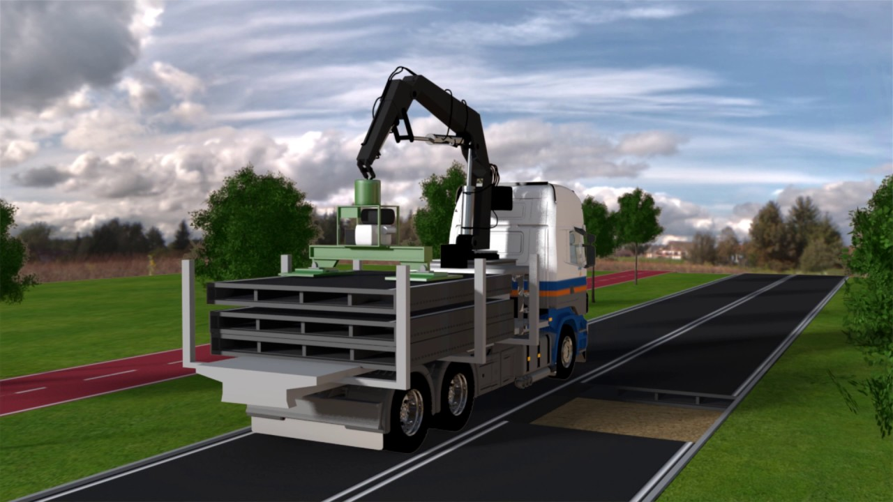 plastic roads The days of putting up with crumbling asphalt streets might just come to an end construction company volkerwessels has revealed plans for recycled plastic roads that are both more sustainable and.
