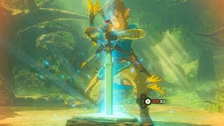 4K The Epic Moment of The Legend of Zelda Breath of the Wild