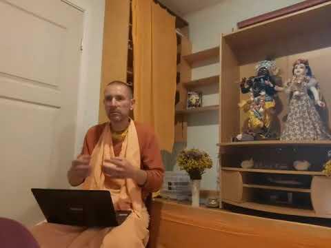 Е.С. Ананда Вардхана Свами. ШБ 10.31.15, Монастырь Святого Имени 25.07.2020