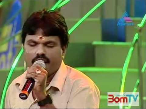 idea star singer (kayamkulam babu)