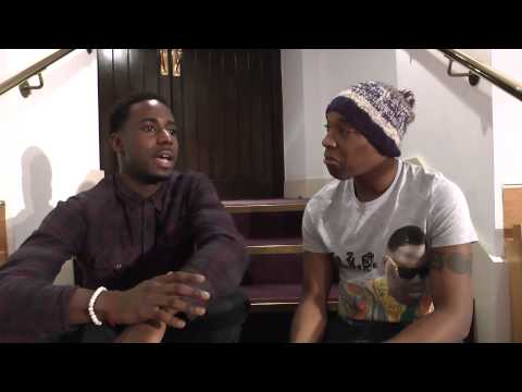 The Syrus Lowe Down chats to Gary Carr