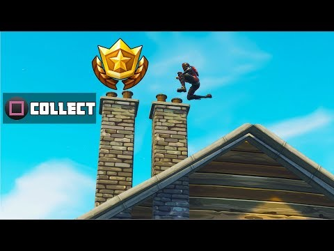 Fortnite 'Follow The Treasure Map Found In Moisty Mire' Week 9 Challenge Location