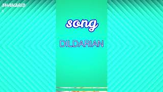 DILDARIAN/SAD SONG /LYRICAL VIDEO/AMRINDER GILL/SHAHZAIB CHOHAN