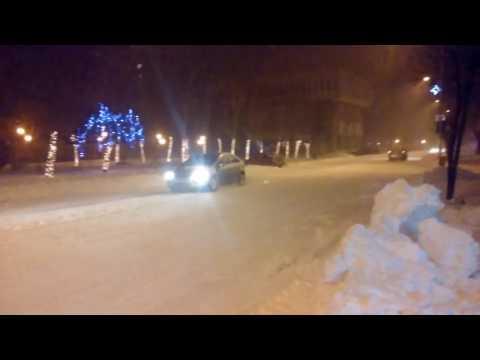 Iarna Tulcea 6 ianuarie 2017