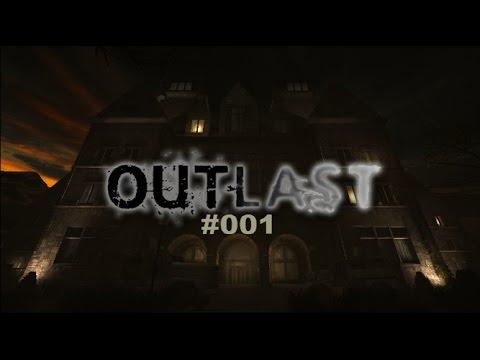 Outlast #001 (Willkommen in der Anstalt)