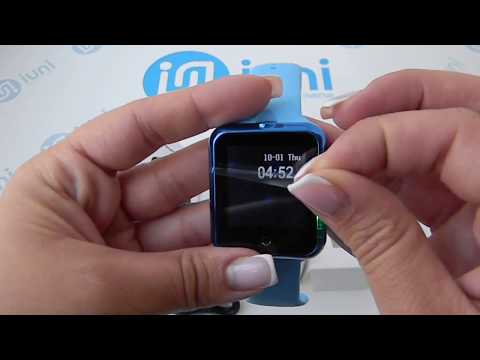 Ceas Smartwatch cu Telefon iUni V88    www.iuni.ro