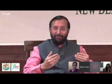 India hopes equitable and just climate change agreement in Paris:  Shri Prakash Javadekar