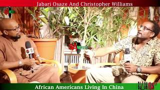 Christopher Williams: African Americans Living In China and Mixing With The Chinese Women.
