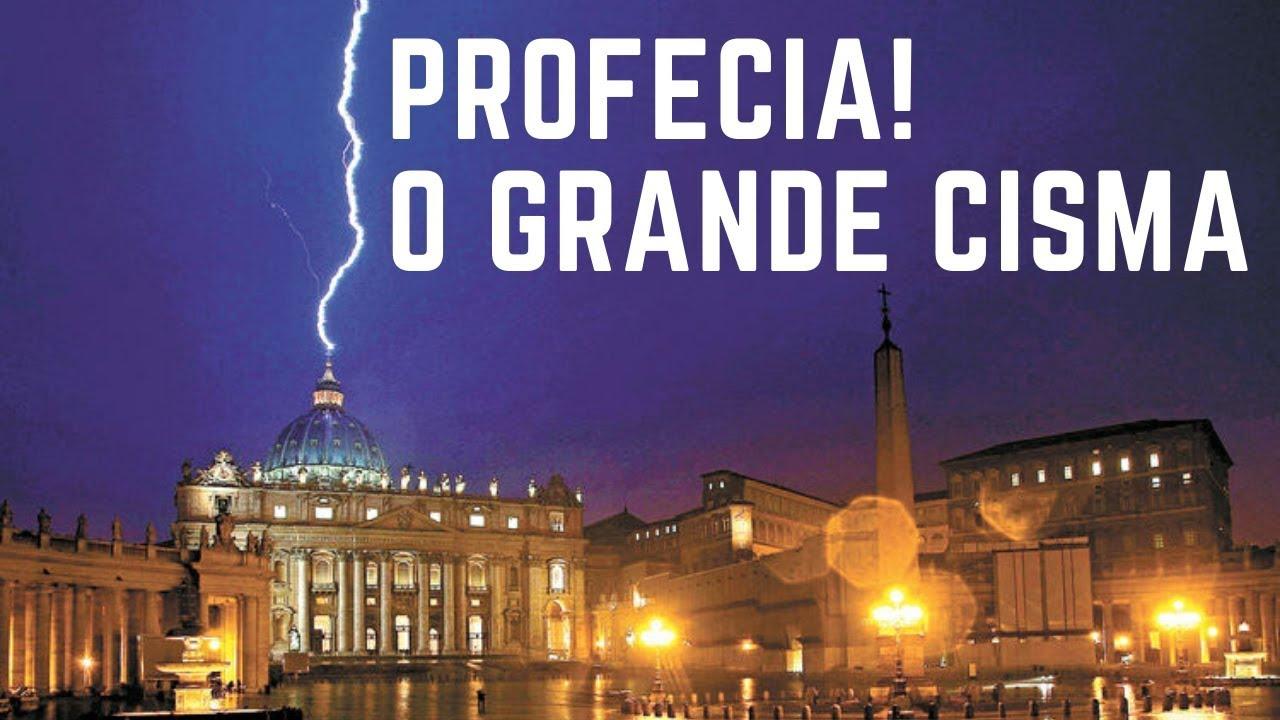 Profecia de São Francisco de Assis, Cisma e a Apostasia na Igreja
