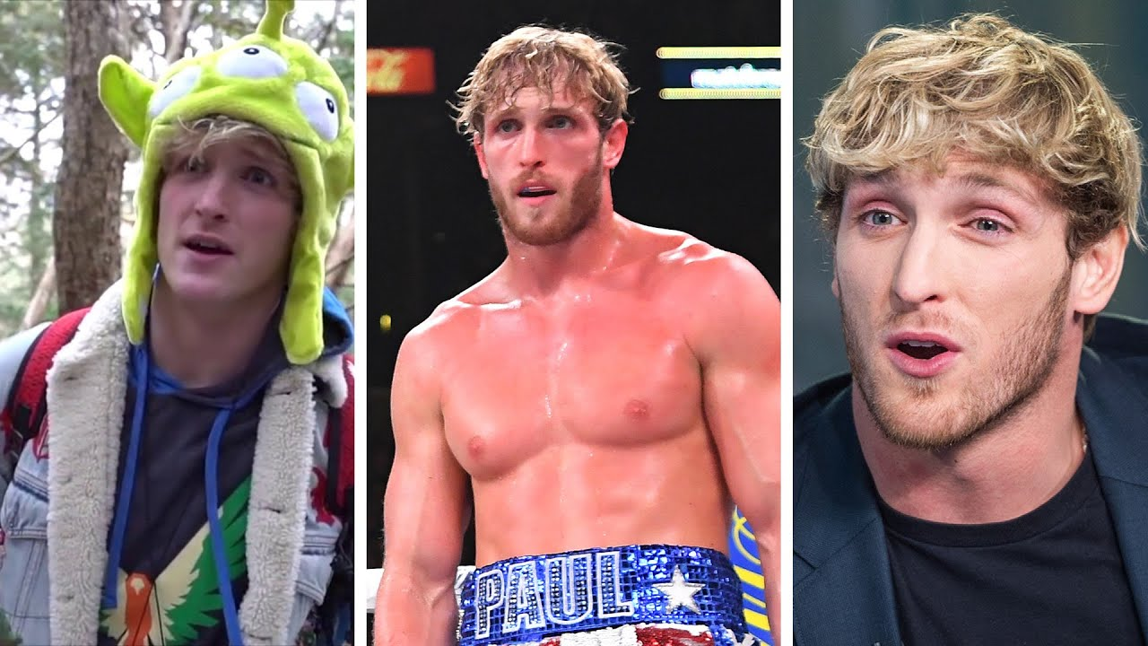 Download The Logan Paul Redemption Story - Evolution From Youtube Villan