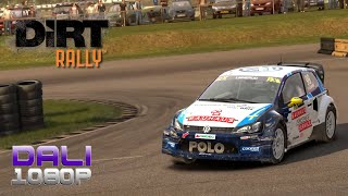 DiRT Rally - World RX - Lydden Hill, England - Clubman Circuit PC Gameplay 60fps 1080p