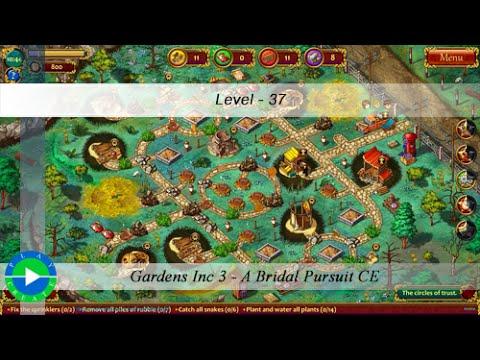 Gardens Inc 3 - A Bridal Pursuit CE - Level 37 - YouTube