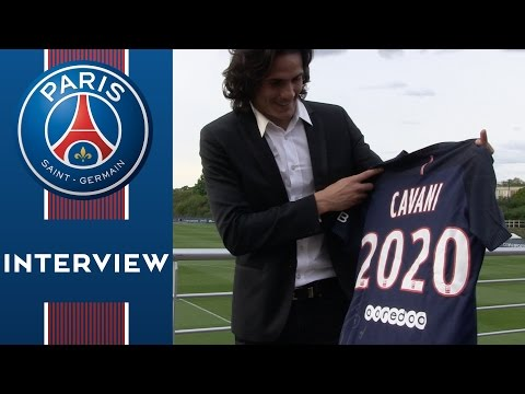INTERVIEW EDINSON CAVANI - #CAVANI2020