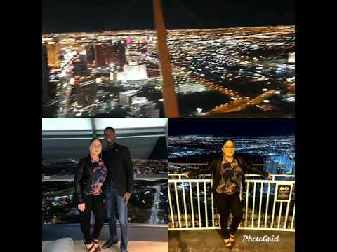 Top Of The World Restaurant In The Stratosphere