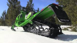 STV 2016 Arctic Cat Overview