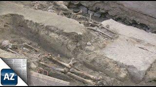 Ein Stück Mainzer Geschichte - Ausgrabungen in der Johanniskirche