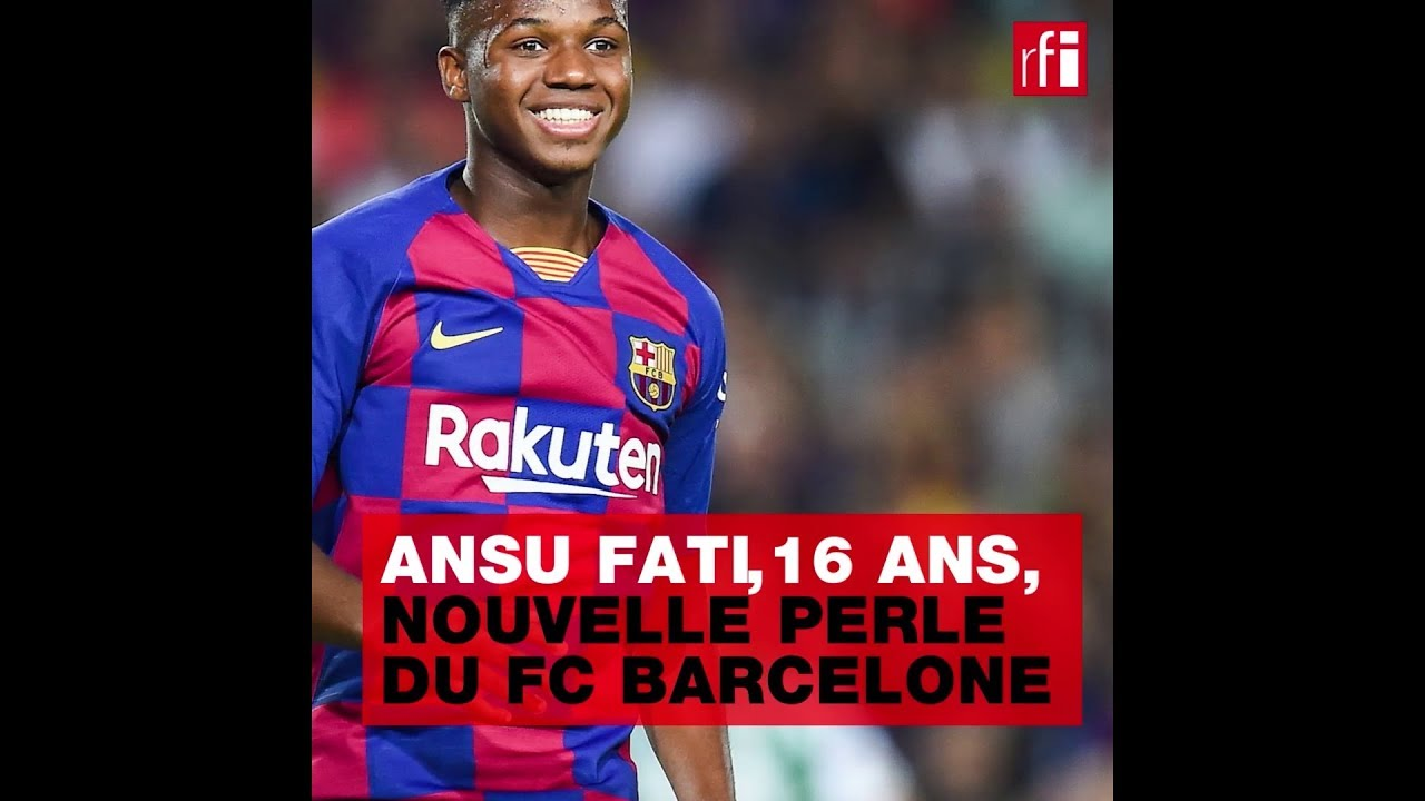VIDEO: Ansu Fati scores Messi-esque goal for FC Barcelona ...