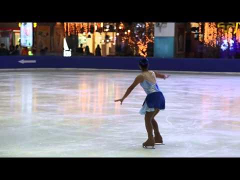 Natsumi Sumiyoshi Basic Novice A- Free Skating Vietnam Cup 2015