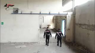 Zona industriale a Bari, ruba materiale ferroso per 400 kg: un arresto