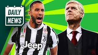 Pochettino REJECTS Real Madrid, Wenger to AC Milan + Benatia to Man Utd? ► Onefootball Daily News