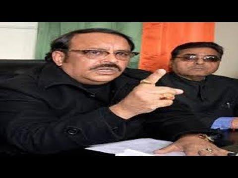 LIVE : BJP Punjab President Shwait Malik Holding Press Conference in Chandigarh