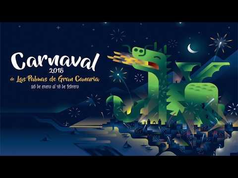 Así fue el Carnaval de Las Palmas de Gran Canaria 2018