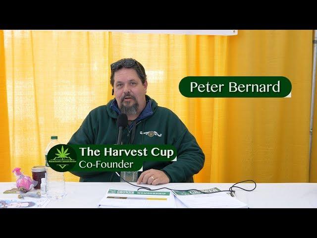 Peter Bernard Interview at The Harvest Cup - MassCanRev