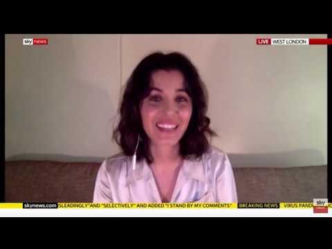 Katie Melua on Sky News – May 13 2020