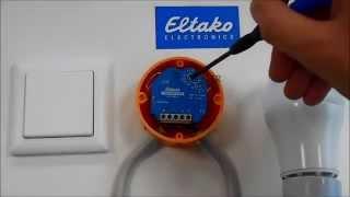 Eltako FSR61 schakelaar