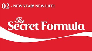 The Secret Formula - Sunday, January 12, 2020