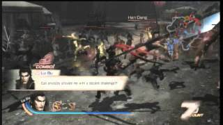 [XBOX360] Dynasty Warriors 7: Lu Bu Halberd - Hu Lao Gate (Chaos)