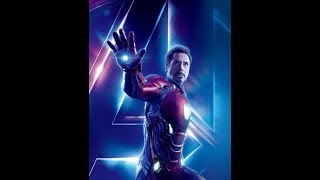 Iron Man Suit-Up Scene - Avengers: Infinity War