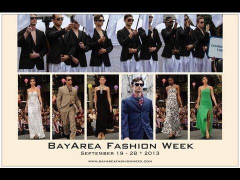 BayArea Fashion Week Productions * Santana Row * California International Fashion Week Launch