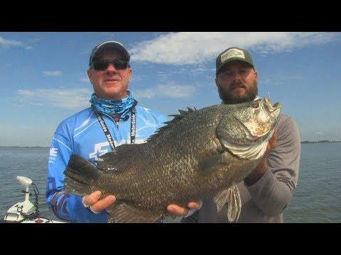 FOX Sports Outdoors SouthWEST #30 - 2018 Savannah Georgia Tripletail Fishing