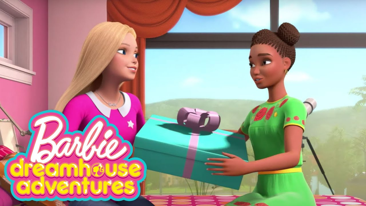 Święta w Domu Marzeń | Barbie Dreamhouse Adventures | Barbie Po Polsku