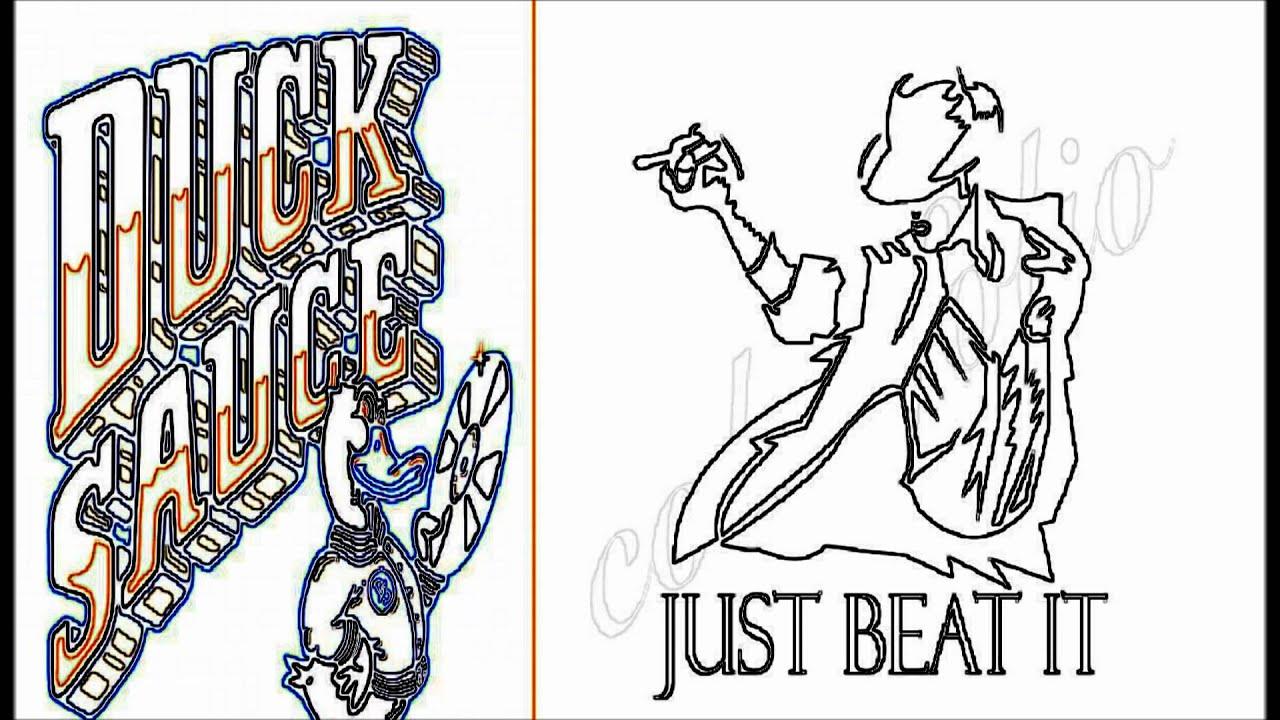 The coloring book barbra streisand - Duck Sauce Vs Michael Jackson Barbra Streisand Beat It