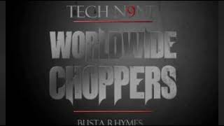 Tech N9ne - Worldwide Choppers (Instrumental Remake with Hook)