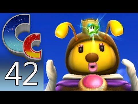 Super Mario Galaxy 2 – Episode 42: Honey Green Bee