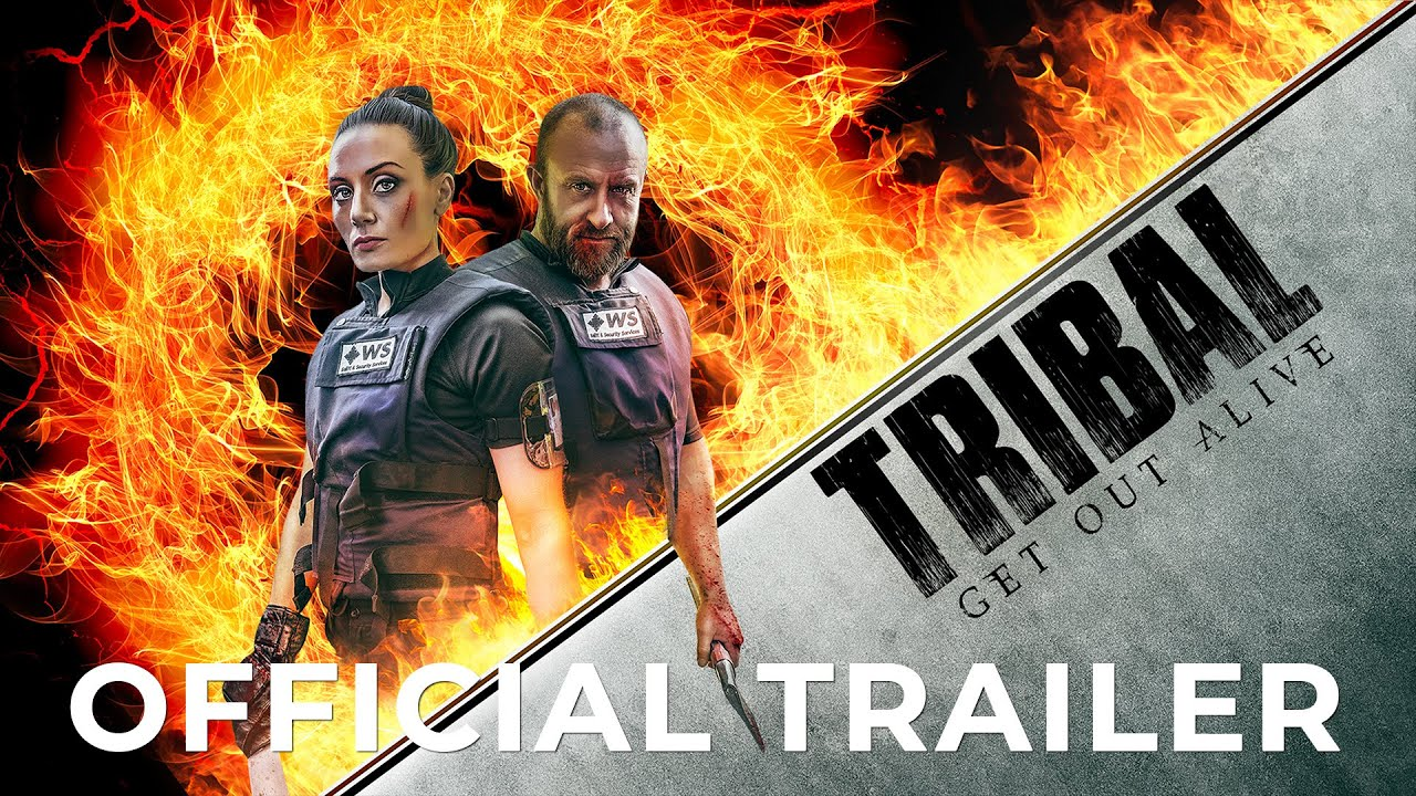 Tribal Get Out Alive Official Release Trailer Youtube