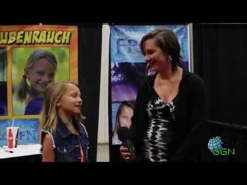 Indiana Comic Con 2015  Livvy Stubenrauch