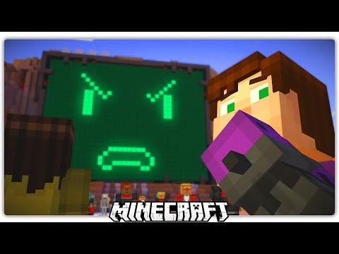 CUTEST DEATH MACHINE IN THE WORLD | Minecraft Story Mode 7 [1]