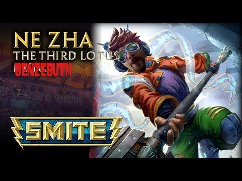 SMITE FR - Ne Zha, le 7ème ciel