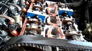 Самый 'касячный' мотор на моей практике  16+ ( часть 1)