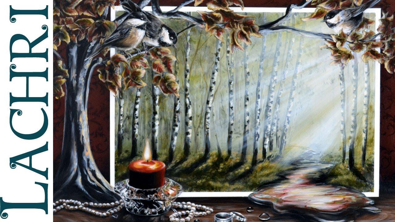 Yiu Tube Oil Painting
