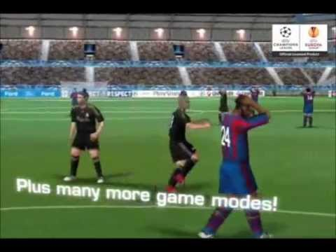 PES 2011 - Pro Evolution Soccer For Samsung's Smartphone