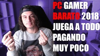 ensamble pc gamer 2018