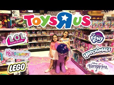 The C&C's At TOYS R US!