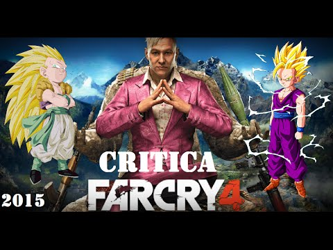 Critica - Far Cry 4 (+ Gameplay) - Por SonGohan22 y SuperGotenks 3 (loquendo)