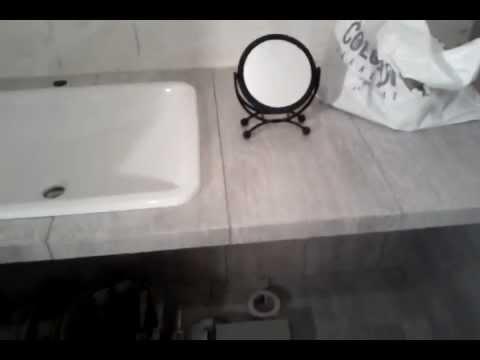 Blat W łazience