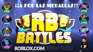 🔴EVENTO RB BATTLES Y READY PLAYER TWO HUB | ROBLOX | GAMEPLAYSMIX Y MILLANAHD